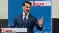 Will sich nicht bei den Grünen anbiedern: Christoph Ploß