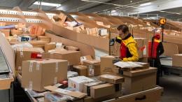 Paket-Ärger vor Weihnachten