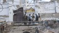 Mindestens 15 Tote bei Kämpfen in Mogadischu