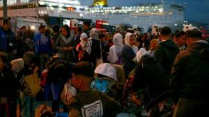 Weniger Geld für Länder, die keine Flüchtlinge aufnehmen wollen
