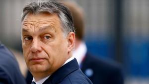 Jeder für sich – und alle gegen Orbán
