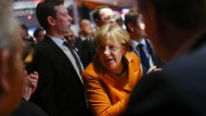 Merkel fordert nachdrücklich Freilassung Yücels