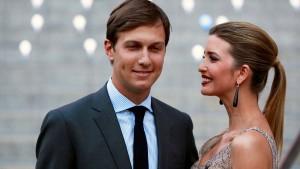 Trumps Schwiegersohn wird Berater im Weißen Haus