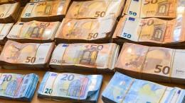 Finanzminister freuen sich über deutliches Steuerplus