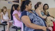Mindestens 2000 Schwangere mit Zikavirus infiziert