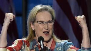 Geballte Frauenpower für Hillary Clinton