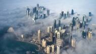 Niersbach zweifelt an Russland und Qatar