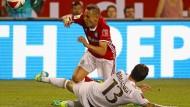 Ancelotti verliert gegen seinen Ex-Klub