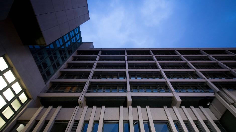 Das Gerichtsgebäude für das Amtsgericht, das Landgericht I und II in München, das Oberlandesgericht und die Staatsanwaltschaft.