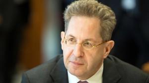 Maaßen soll im Osten CDU-Wahlkampf machen