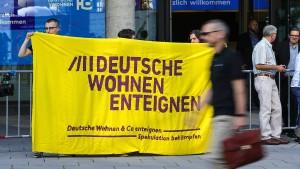Deutsche Wohnen freut sich über steigende Mieten