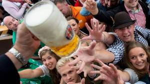 Der Bierpreis bricht mal wieder Rekorde