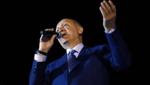 Erdogan: Sieg wird das nächste Jahrhundert unseres Landes prägen