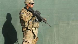 Amerika schickt Marinesoldaten nach Afghanistan