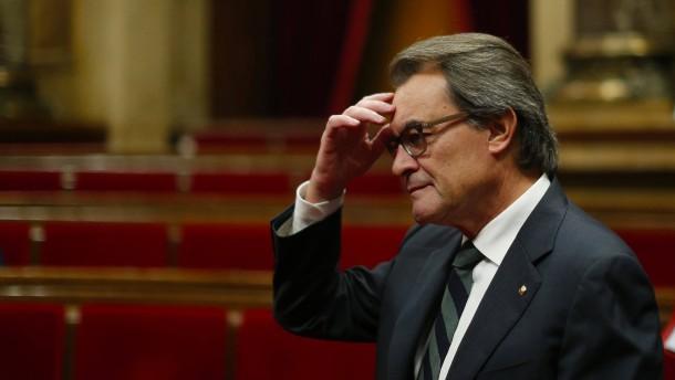 Katalanen scheitern bei der Wahl eines Ministerpräsidenten