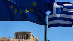EU-Finanzminister sorgen sich um Griechenland