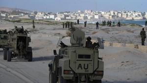Offensive gegen Shabaab-Miliz