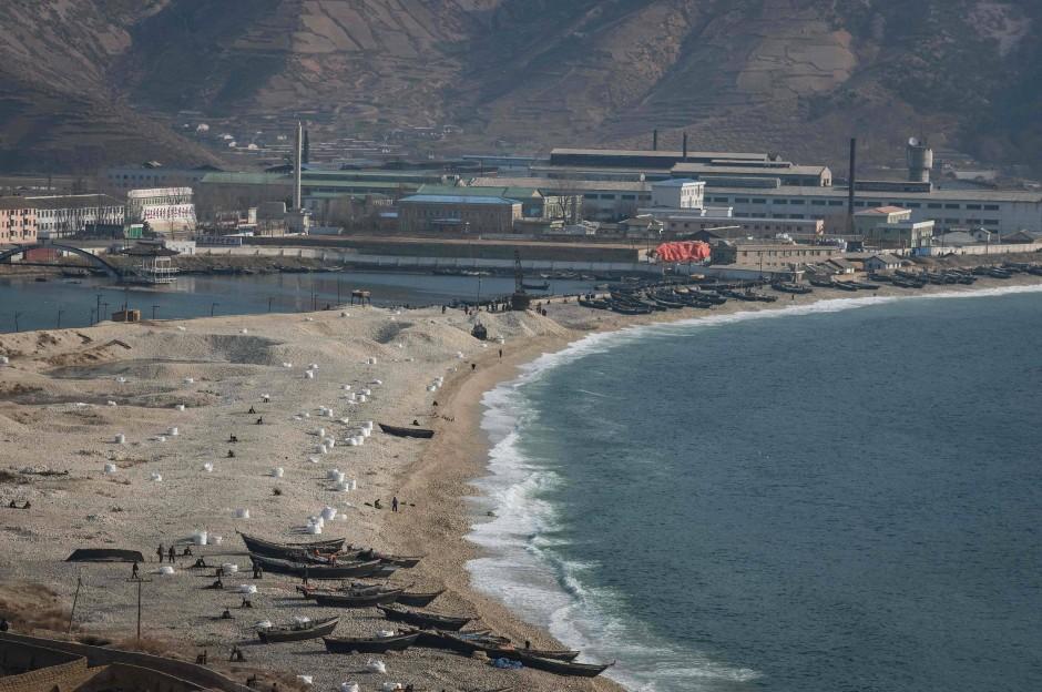 Seltene Einblicke in die Schönheiten Nordkoreas