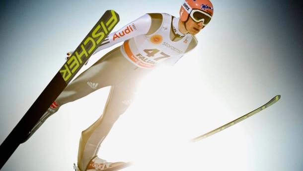 Siebter Weltcupsieg für Severin Freund