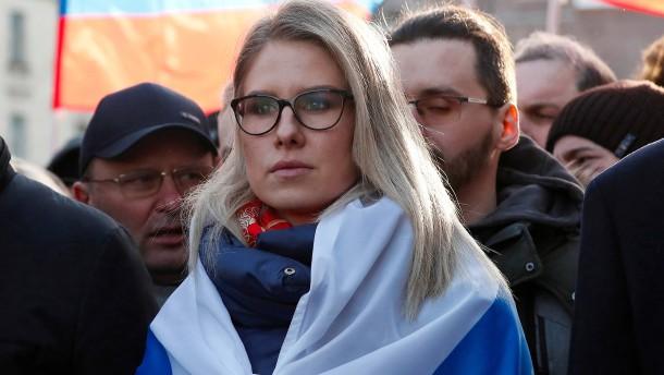 Nawalnyj-Mitstreiterin aus Untersuchungshaft entlassen