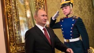 Was will Putin in Syrien?