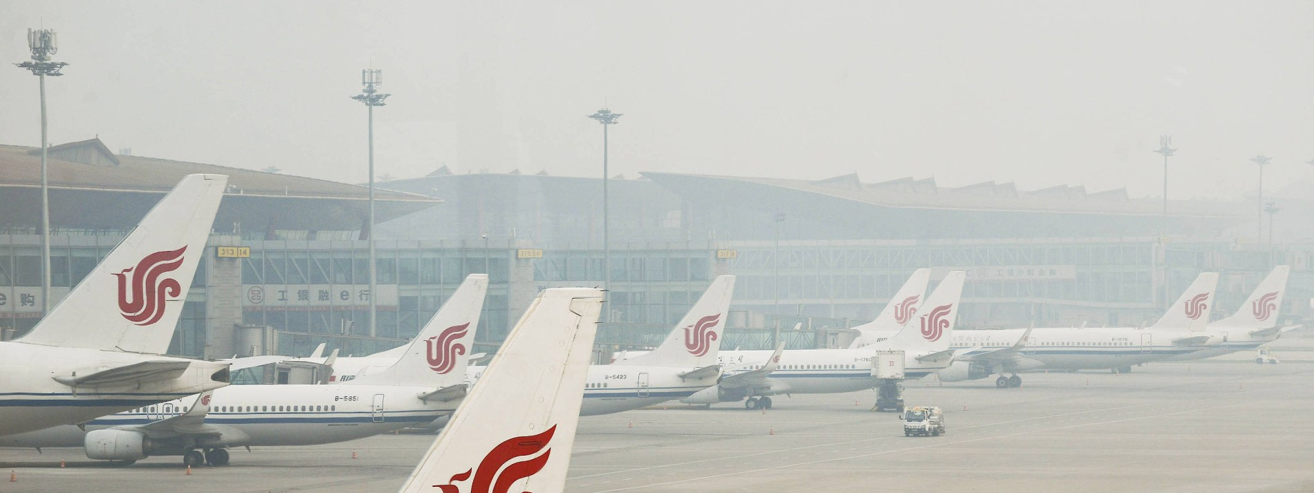 Rauchender Kopilot lässt Passagierflugzeug absacken