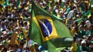 Das brasilianische Volk hat derzeit andere Sorgen als die Ausrichtung von Olympia