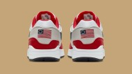 "Das umstrittene Nike-Modell ""Air Max1 USA Fourth of July"""