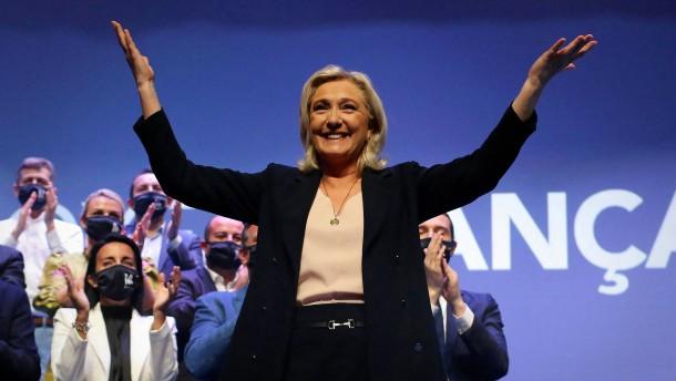 Kann Le Pen Präsidentin werden?