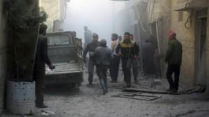 UN-Sicherheitsrat verabschiedet Resolution zu Waffenruhe in Syrien