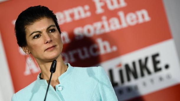 Wagenknecht kandidiert nicht mehr als Fraktionsvorsitzende