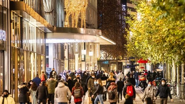 Einzelhandel fordert staatliche Hilfe