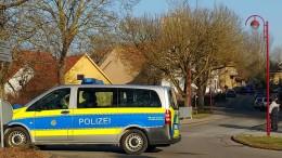 Sechs Tote nach Schüssen in Baden-Württemberg