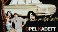 Klischees von Automarken halten sich lang – für Opel nicht lang genug. In Rüsselsheim wünscht man sich vermutlich in die Zeit als Marktführer zurück.