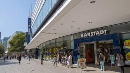 Galeria Karstadt Kaufhof schließt Warenhäuser - Frankfurter Filiale öffnet wieder