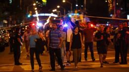 Tote und Verletzte nach Schießerei in Toronto