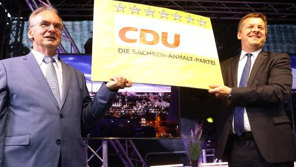 CDU hält Absage der Grünen an Kenia-Koalition für verfrüht
