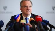 CDU billigt Bündnis von Schwarz-Rot-Grün