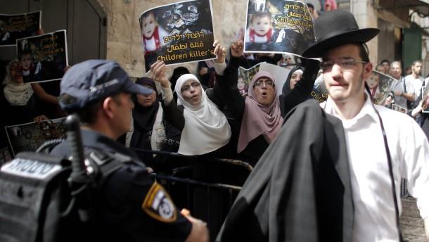 Israel will härter gegen jüdische Terroristen vorgehen