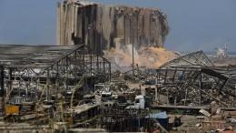 Wie der Libanon zur Giftmülldeponie Europas wurde