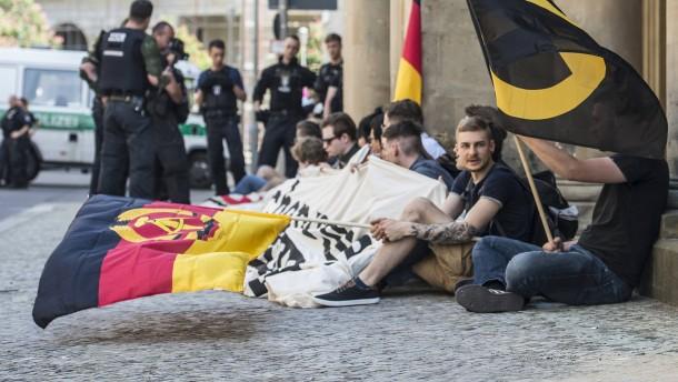 """""""Identitäre Bewegung"""" rechtsextremistisch eingestuft"""