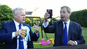 Kein Brexit-Enthusiasmus