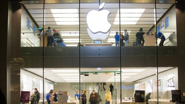 So viel Steuern zahlen die deutschen Apple-Stores