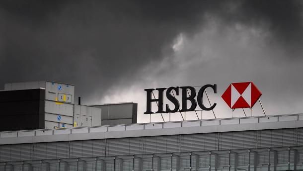 HSBC-Chef tritt zurück