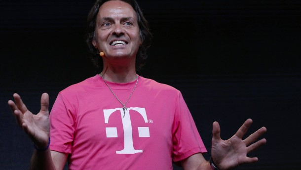 T-Mobile US kauft Frequenzen für acht Milliarden Dollar