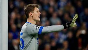 Schalke vor Heimspiel gegen Bayern München
