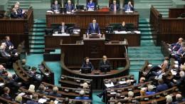 Polen will Justizreformen fortsetzen
