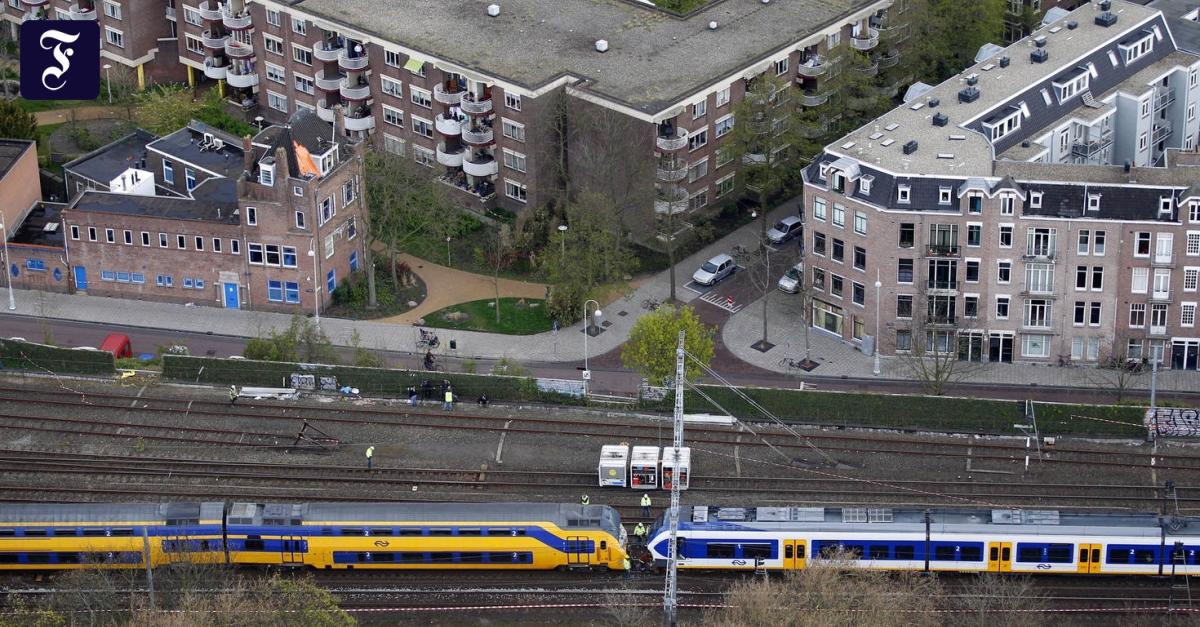 Amsterdam Kriminalität