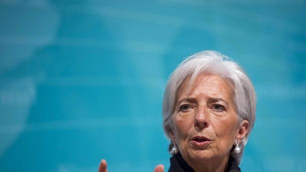 IWF torpediert offenbar Kompromiss zwischen Athen und EU