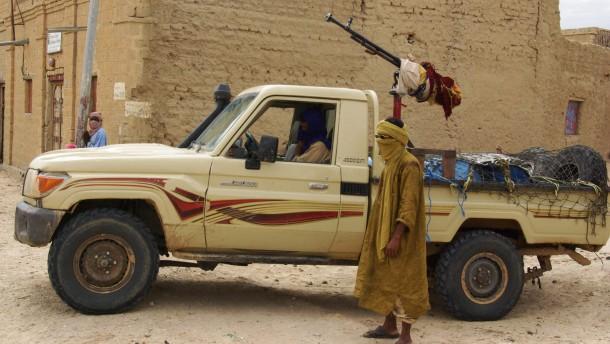 Amerika befürwortet Militäreinsatz in Mali
